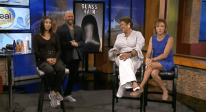 Fox 6 Interview - Glass Hair