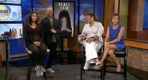 Fox 6 Interview - Glass Hair